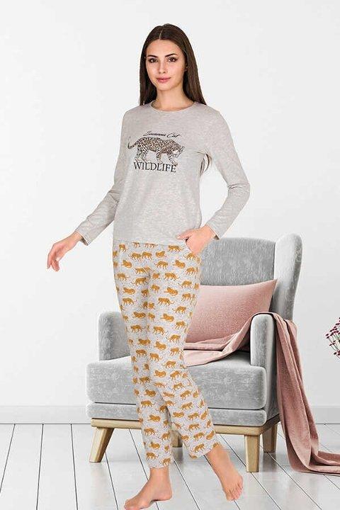 Berland 3241 Bayan Pijama Takımı