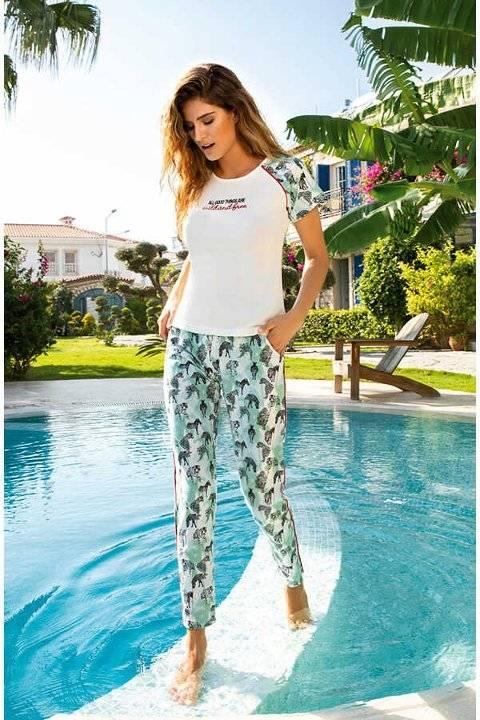 Berrak 882 Bayan Pijama Takımı