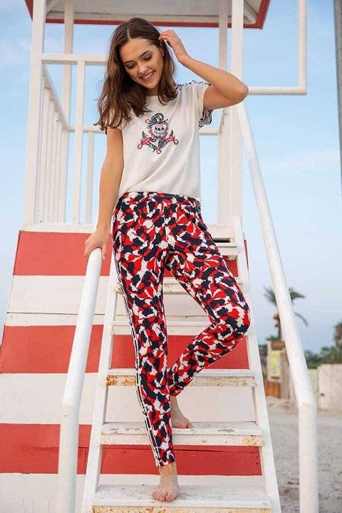 Berrak 885 Bayan Pijama Takımı