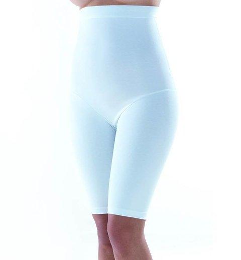 BlackSpade Body Control Kadın Sıkılaştırıcı Uzun Korse Beyaz 1319