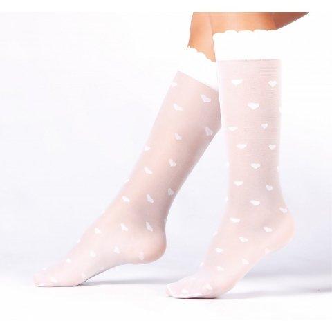 Daymod KALPLİ Çocuk Dizaltı Çorap D2222006