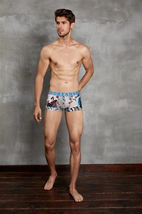 Doreanse Erkek Boxer 1701