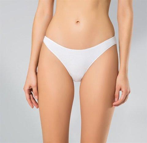 Elastan 3 Lü Bikini Külot (Casper) Namaldi 285