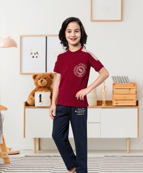 Erkek Çocuk Kapri Takımı Yuppi HMD 5445