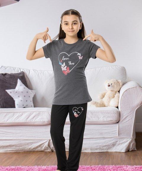 Kız Çocuk Takım Yuppi HMD 6130