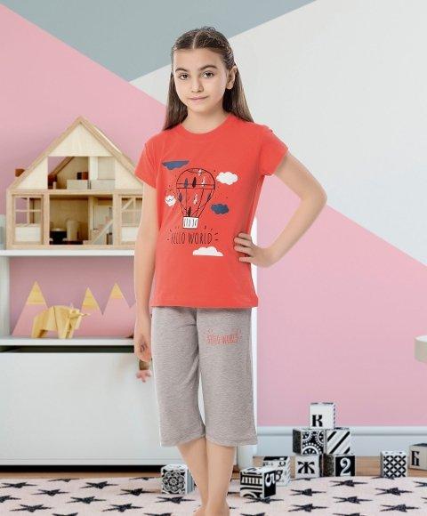 Kız Çocuk Takım Yuppi HMD 6136