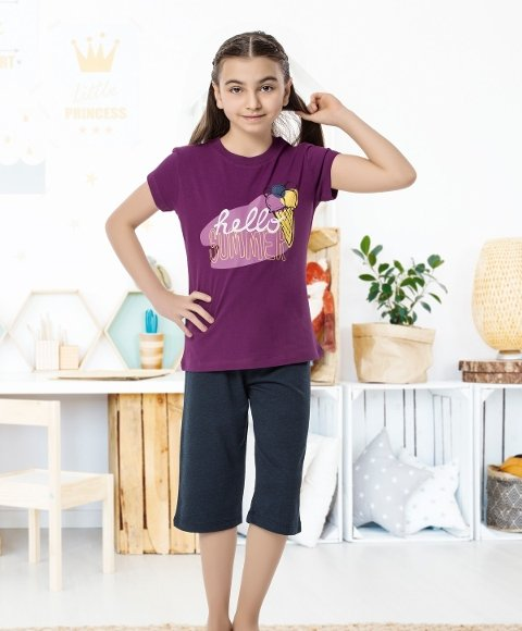 Kız Çocuk Takım Yuppi HMD 6141