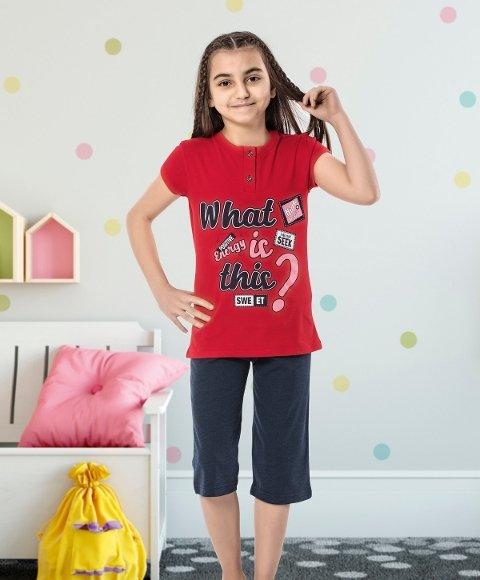 Kız Çocuk Takım Yuppi HMD 6146