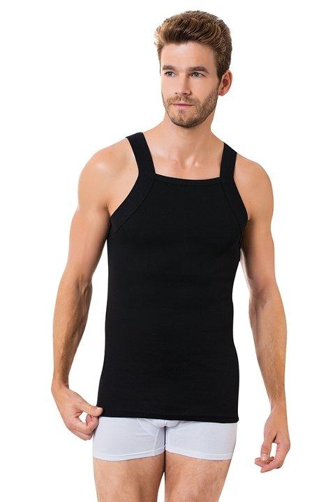 Öztaş 1029-A Erkek Spor Askılı Renkli Atlet
