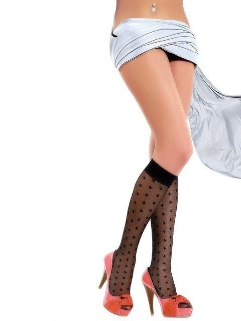 Pierre Cardin Desenli Dizaltı Çorap Esta