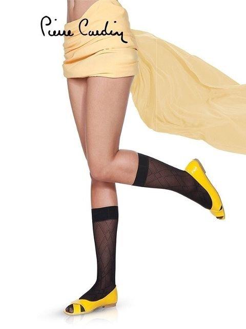 Pierre Cardin Desenli Dizaltı Çorap Oinone
