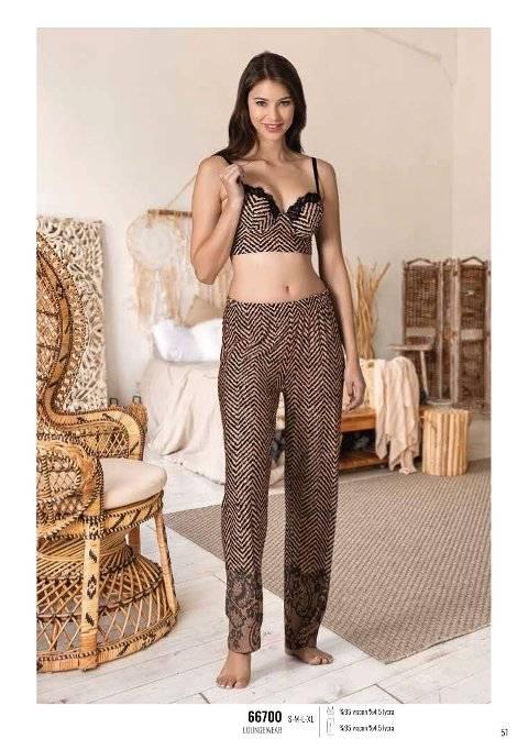 Yazlık Pijama Loungewear NBB 66700