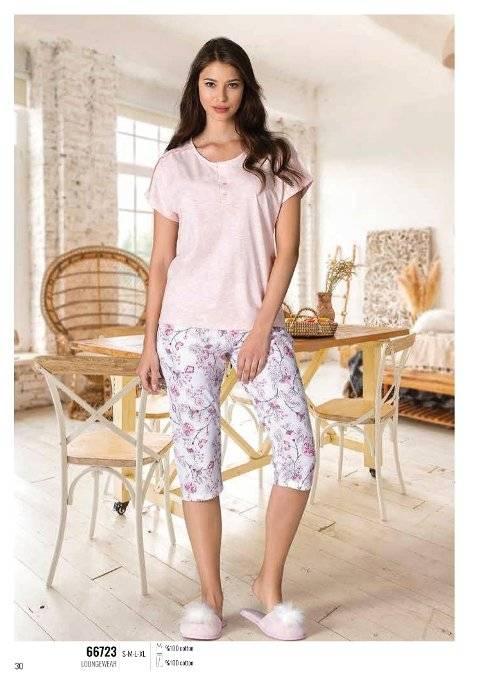 Yazlık Pijama Loungewear NBB 66723