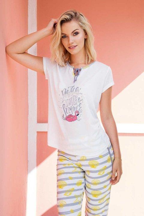 Yeni İnci BPJ1450 Kadın Pijama Takımı