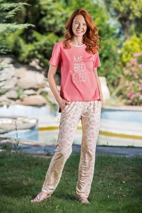 Yeni İnci BPJ1502 Kadın Pijama Takım