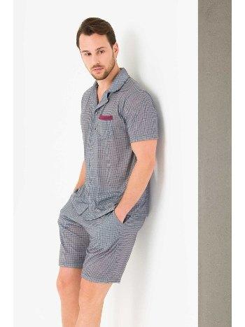 3lü Gömlek Pijama Takımı Yeni İnci EPJ771