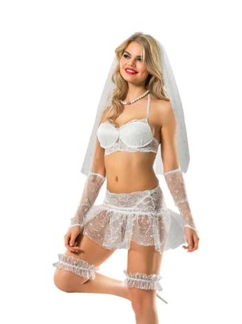 Gelin Kostüm Vip Madame VIP-2330-EKRU