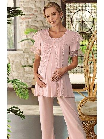 Hamile Lohusa Pijama Takımı Artış 10217