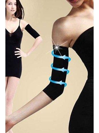 Kadın Termal Bacak-Kol Bantları Sauna Terleten Takım Marka 25504-3