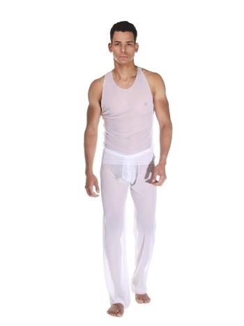Erkek Tül Pijama Takım La Blinque 15505