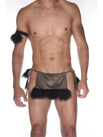 La Blinque Fantezi Erkek Kostüm-Tarzan 15573