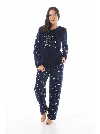 Peluş Polar Pijama Takımı Estiva 21340