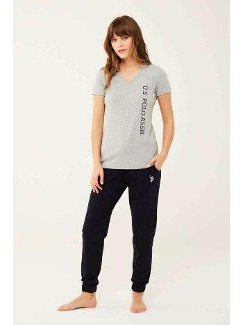 V Yaka Us. Polo T-shirt 16596