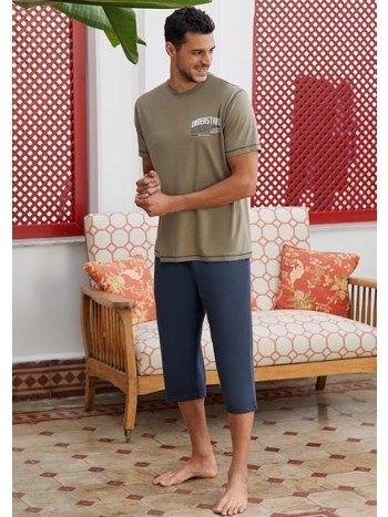 Vizon Kapri Pijama Takım Eros ESE28090