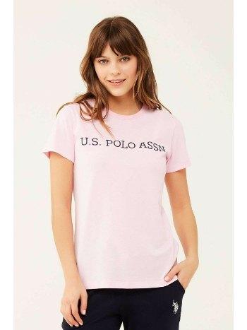 Yuvarlak Yaka T-shirt US Polo Assn 16595
